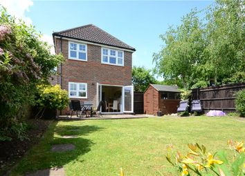 Thumbnail 3 bed detached house for sale in Mallard Way, Aldermaston, Reading