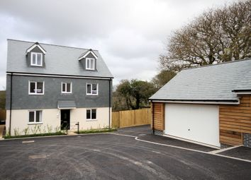 Thumbnail 5 bedroom detached house for sale in Ringwell Hill, Bissoe Road, Carnon Downs, Truro