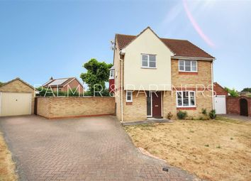 Thumbnail 4 bed detached house for sale in Lynns Hall Close, Great Waldingfield, Sudbury