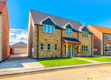 4 bed detached house for sale in Plot 31, Thorne Lane, Scothern, Lincoln LN2