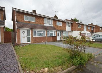 Thumbnail 3 bed end terrace house for sale in Bodmin Road, Luton
