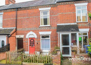 Thumbnail 3 bed terraced house for sale in Grant Street, Norwich