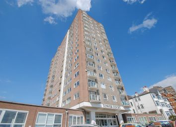 Thumbnail 3 bedroom flat for sale in Tower Court, Westcliff Parade, Westcliff-On-Sea