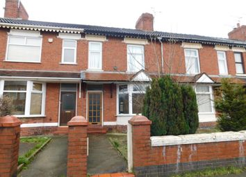 3 bed terraced house for sale in Ruskin Road, Crewe CW2