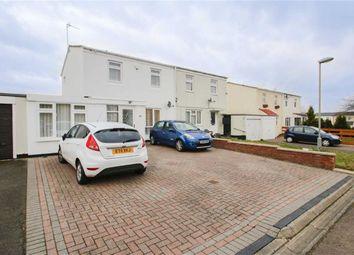 Thumbnail 3 bed semi-detached house for sale in Tyrill, Stantonbury, Milton Keynes, Bucks