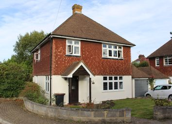 Thumbnail 3 bed detached house for sale in Vale Close, Farnborough, Orpington