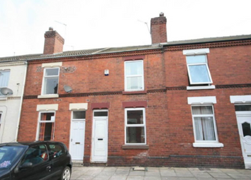 Thumbnail 2 bed terraced house for sale in Sheardown Street, Doncaster