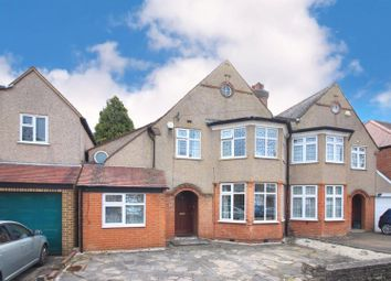 Thumbnail 4 bed semi-detached house for sale in Lingwood Gardens, Isleworth