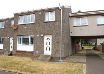 Thumbnail 4 bed end terrace house to rent in Hampden Close, Leuchars, St. Andrews, Fife