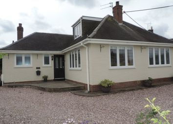 Thumbnail 3 bed detached bungalow for sale in Mount Pleasant, Derrington, Stafford