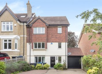 4 bed end terrace house for sale in Downs Road, Coulsdon, Surrey CR5