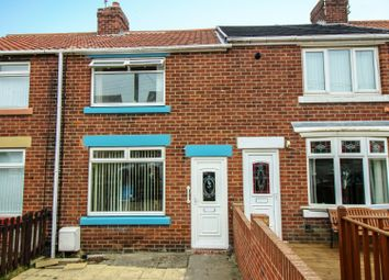 Thumbnail 2 bed terraced house for sale in Ash Terrace, Seaham, Durham