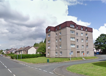Thumbnail 1 bed flat for sale in Jerviston Court, Motherwell