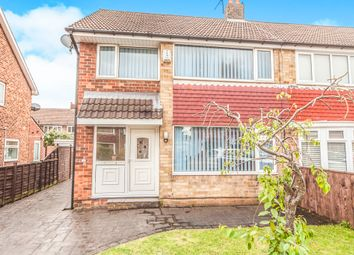 Thumbnail 3 bed semi-detached house for sale in Thorn Road, Stockton-On-Tees