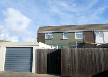 Thumbnail 4 bedroom end terrace house for sale in Perran Close, Hull