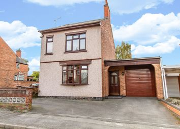 Thumbnail 3 bed detached house for sale in Byron Street, Earl Shilton