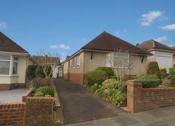 Thumbnail 2 bedroom detached bungalow for sale in Overhill, Southwick, Brighton