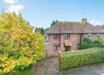 Thumbnail 2 bed semi-detached house for sale in Castlefields, Hartfield