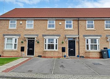 Thumbnail 3 bed terraced house for sale in Barnard Park, Kingswood, Hull
