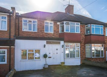 Thumbnail 4 bed semi-detached house for sale in Bullescroft Road, Edgware