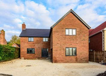 4 bed detached house for sale in Littlemoor Lane, Sibsey, Boston PE22