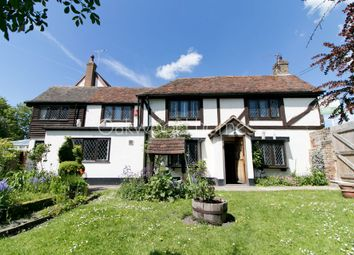 Thumbnail 4 bed detached house for sale in Monkton Street, Monkton, Ramsgate