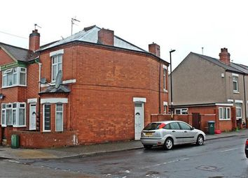 Thumbnail 4 bed end terrace house for sale in Dorset Road, Coventry