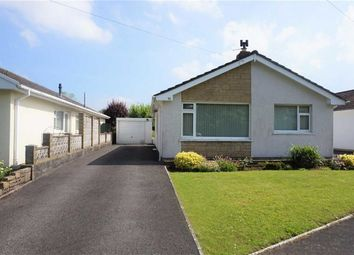 Thumbnail 3 bed detached bungalow for sale in Christopher Rise, Swansea
