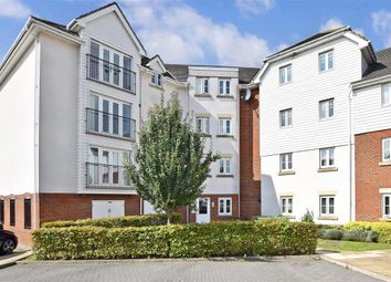 Thumbnail 2 bed flat for sale in Ingram Close, Larkfield, Kent