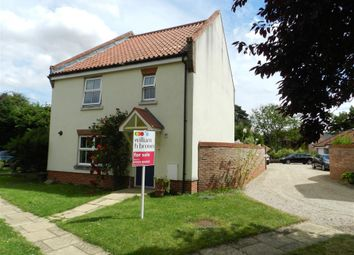 Thumbnail 3 bedroom terraced house for sale in Baxter Close, Fakenham