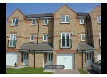 Thumbnail 4 bed terraced house to rent in Coniston Drive, Doncaster