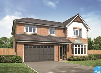 Thumbnail 5 bedroom detached house for sale in Kings Meadow, Staining, Blackpool
