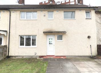 Thumbnail 4 bed terraced house for sale in Medbourne Court, Kirkby, Liverpool