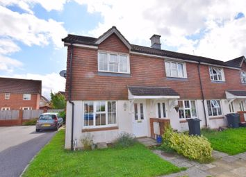 Thumbnail 2 bed end terrace house to rent in Bishopswood, Kingsnorth, Ashford