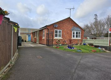 Thumbnail 2 bed detached bungalow for sale in Coxmoor Close, Grantham
