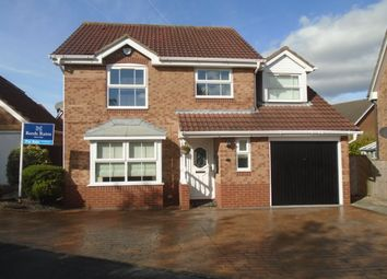 Thumbnail 4 bed detached house for sale in Meadowgate Croft, Lofthouse, Wakefield