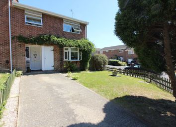 Thumbnail 3 bed semi-detached house for sale in Church View Close, Southampton