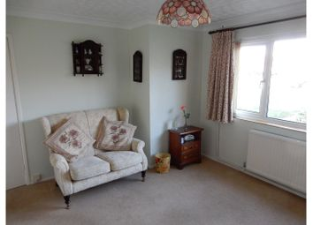 Thumbnail 2 bedroom bungalow to rent in Manor Lane, Huntingdon