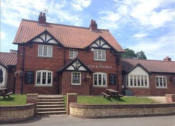 Thumbnail Pub/bar for sale in Fox & Hounds, Grantham Road, Old Somerby, Grantham