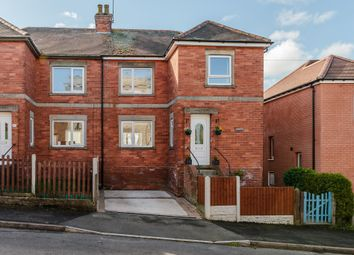 Thumbnail 3 bed semi-detached house for sale in Wesley Street, Kirton Lindsey, Gainsborough