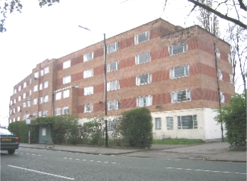 Thumbnail 2 bed flat to rent in Wilmslow Road, East Didsbury