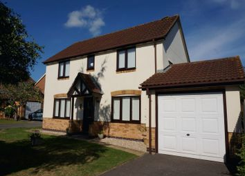 Thumbnail 3 bed detached house for sale in Farriers Green, Monkton Heathfield, Taunton