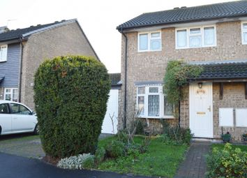 Thumbnail 3 bed semi-detached house for sale in Copperfields Way, Harold Wood, Romford
