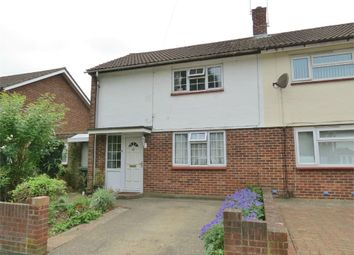 Thumbnail 3 bed end terrace house for sale in Butterwick, Watford, Hertfordshire