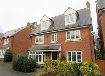 Thumbnail 5 bed detached house for sale in Cardinal Close, Edgbaston, Birmingham