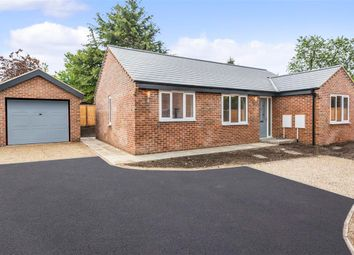 Thumbnail 2 bedroom detached bungalow for sale in Garden Court, Fakenham