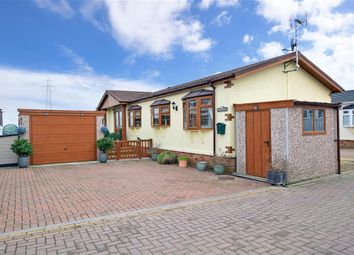 Thumbnail 2 bed mobile/park home for sale in Waterfront, Battlesbridge, Wickford, Essex