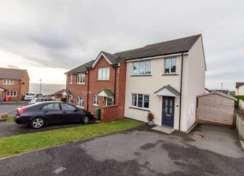 Thumbnail 3 bed semi-detached house for sale in 5 All Saints Park, Lonan