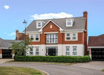 Thumbnail 5 bed detached house to rent in Crofters Close, Deepcut, Camberley, Surrey