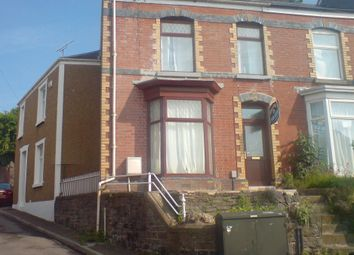 Thumbnail 4 bedroom property to rent in Bayview Terrace, Brynmill, Swansea